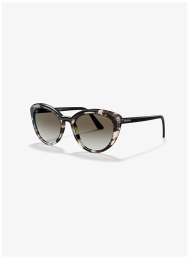 Prada Prada 0PR 02VS Kadın Güneş Gözlüğü Renksiz